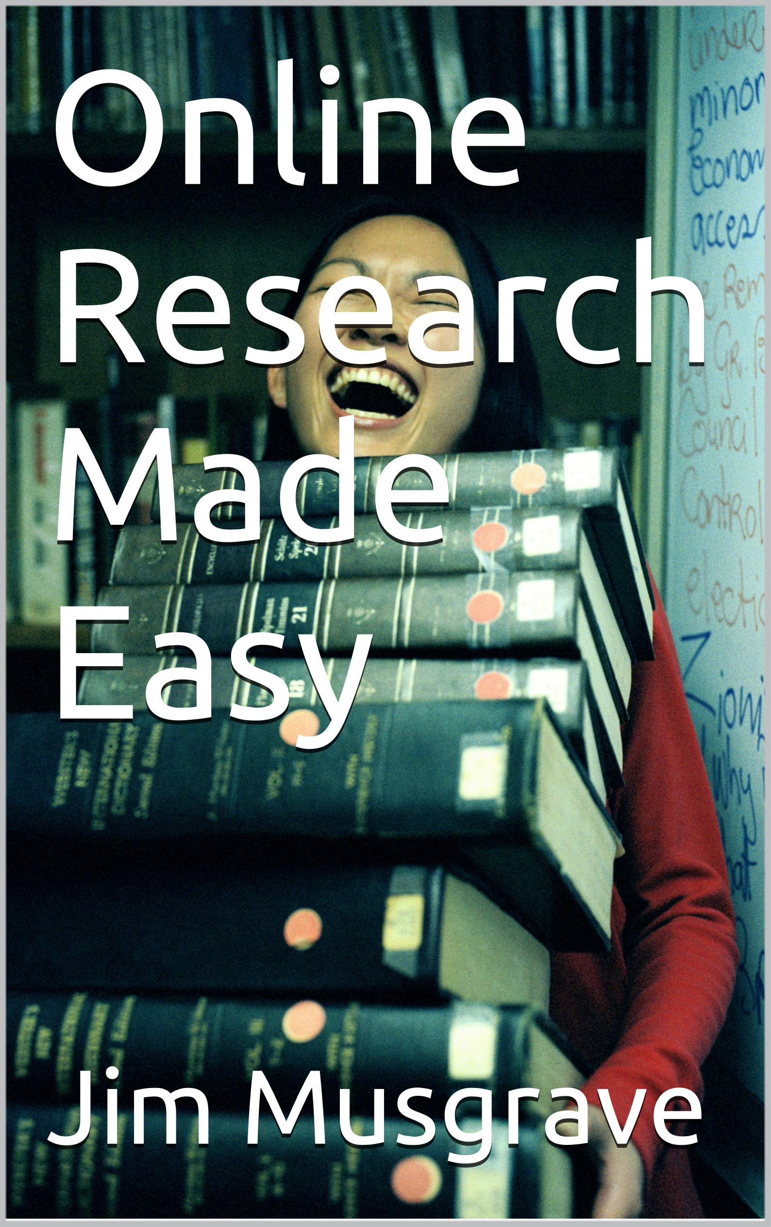 Online Research cover