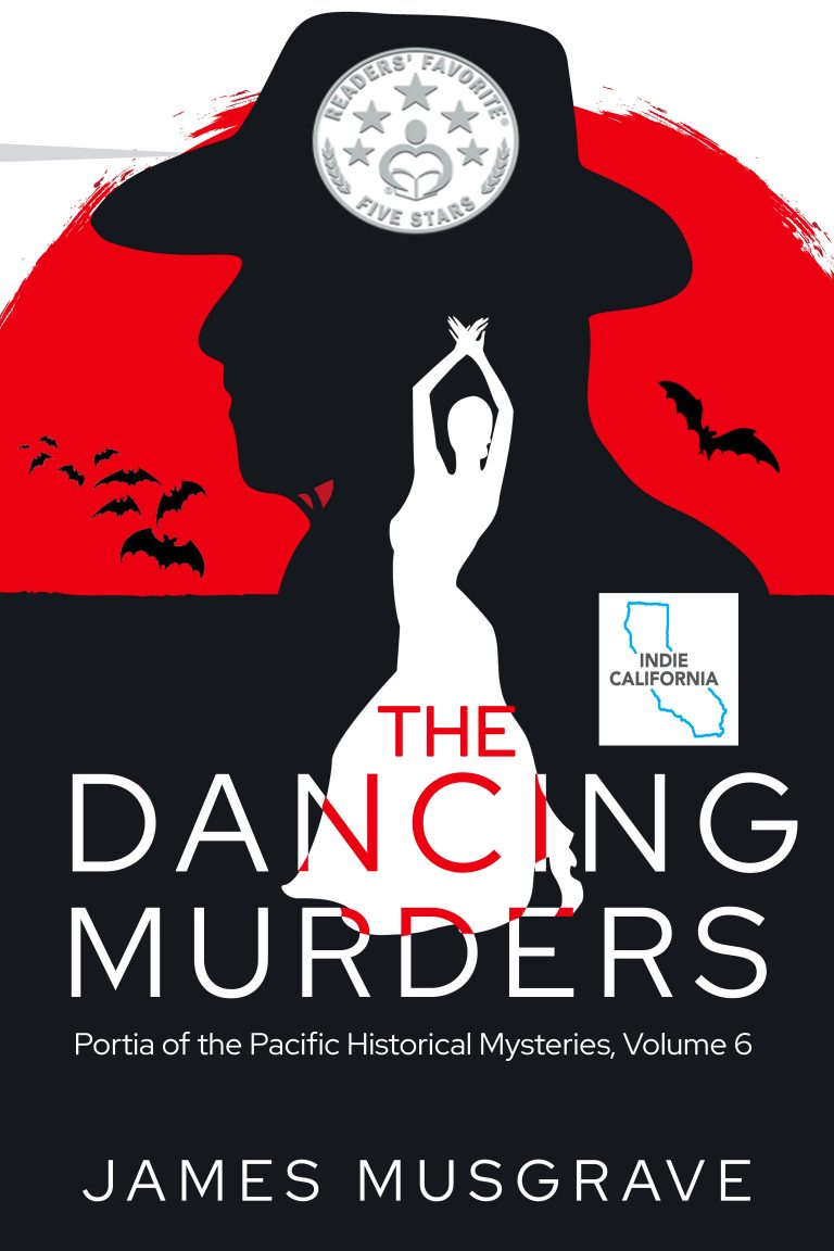 The Dancing Murders Cover